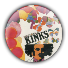 (Подарок) Kinks, The - 25мм